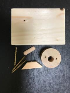 木工教室で作ったもの・その1