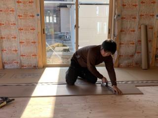 田山建設事務所新築工事・会議室でやりたいことは会議じゃない?