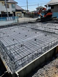 水戸市にテクノストラクチャーの家が建ちますよ!