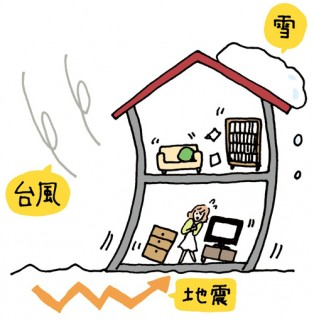 愛する家族を地震から守れるのはどんな家でしょう