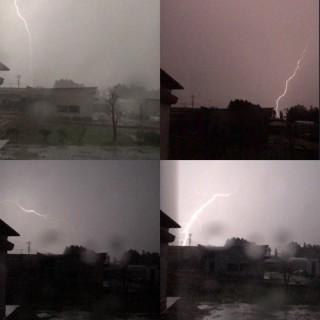 雷多いです