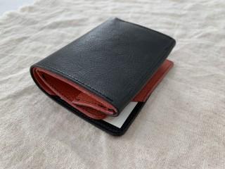 オーダーしたお財布が届きました!