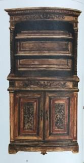 ルネサンス時代・最高級家具材