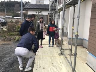 地震に強い家づくり12/13・働く姿