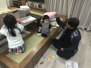 地震に強い家づくり12/31・待ちに待った日