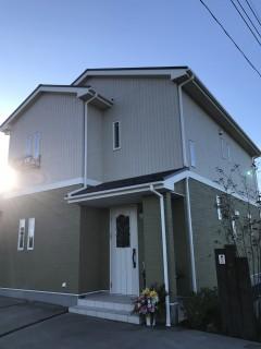 地震に強い家づくり3/14・モデルハウスお引渡し