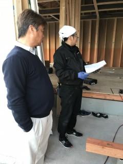 地震に強い家づくり3/30・温かい言葉