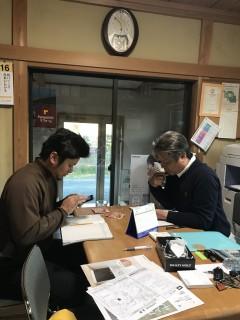地震に強い家づくり4/16・ミーティング