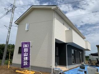 地震に強い二世帯住宅完成見学会開催しました