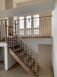 ワクワクするお家の階段