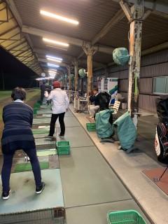 ゴルフが楽しく頑張れる!