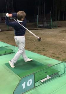 ゴルフ練習を習慣にする