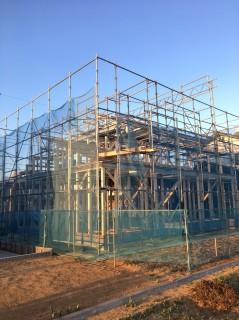 田山建設の建てた家はどの地域に建ってるのかな?